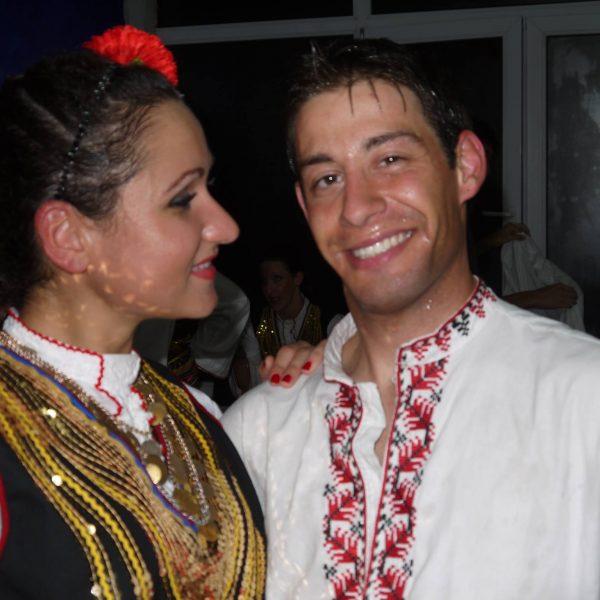 Сватбена програма сем. Вакарееви 30.08.2014г