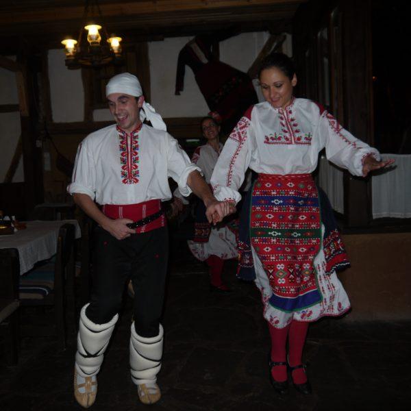 Танцова програма в Хилтън 04.10.2016г.