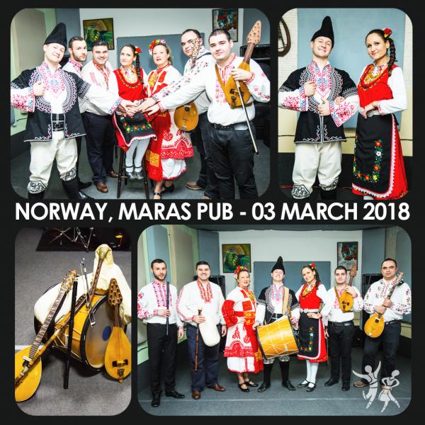 Дилмани в Норвегия за Националния празник – 03.03.2018