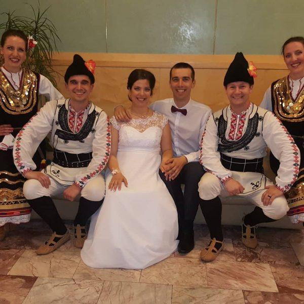 Сватбена програма във Вила Екатерина 16.06.19г