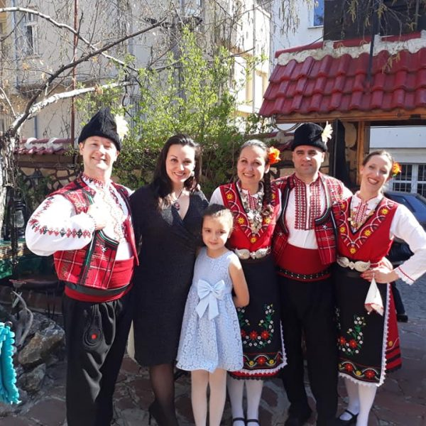 Сватбено участие в Манастирска Магерница  – 30.03.2019